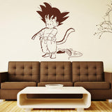Stickers DBZ Goku