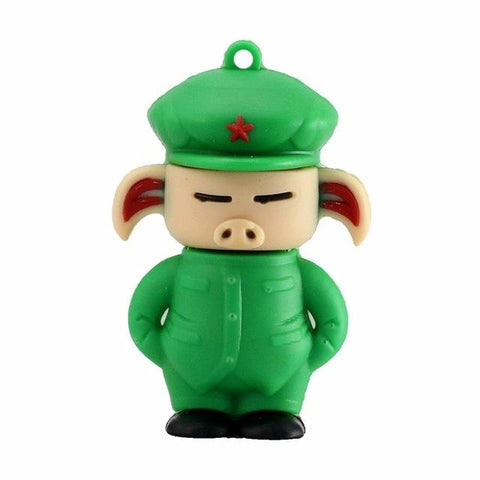 Clef USB Dragon Ball Oolong (16 - 32 - 64 - 128GB)