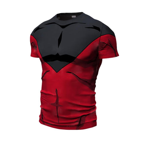 T Shirt Compression Jiren