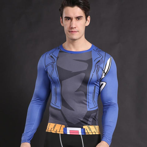 T-Shirt Dragon Ball Z Musculation Trunks
