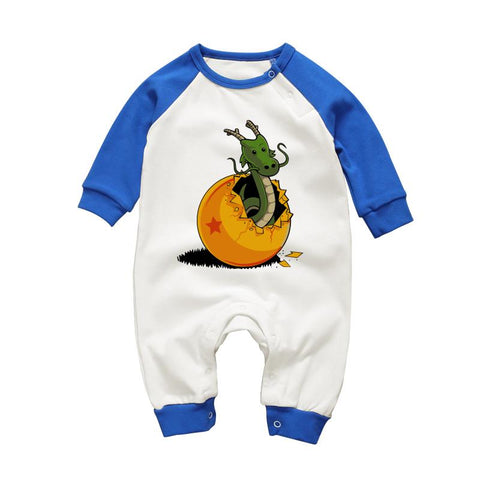 Pyjama Dragon Ball Z Bebe