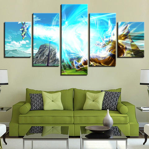 Wall Art Dragon Ball Z