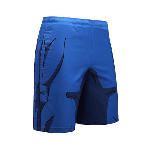 Short DBZ Musculation Gym Trunks