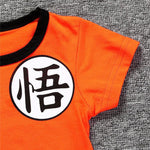 "Body Dragon Ball Z<br/> Kanji ""Go"" et ""Kame"""