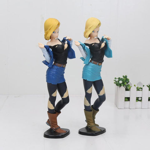 Figurines Sexy C-18 Dragon Ball Z