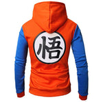 Sweat Logo Dragon Ball Z