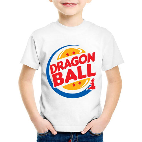 T-Shirt Dragon Ball Z 9 ans