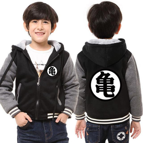 Blouson Dragon Ball Z Enfant