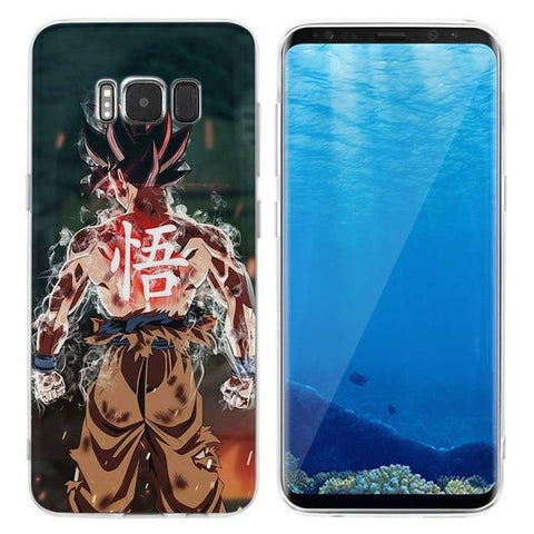 Coque Dragon Ball Z Samsung Galaxy S7