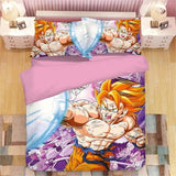 Parure Drap Dragon Ball Z