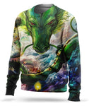 Pull Dragon Legendaire DBZ