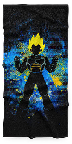 Serviette Dragon Ball Z