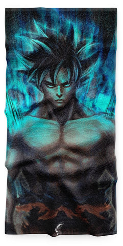 Serviette de Bain Dragon Ball Z