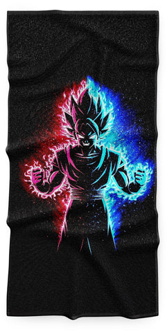 Serviette de Bain Dragon Ball