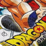 Serviette Dragon Ball</br> Saga Super