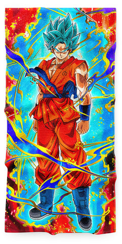 Goku Serviette Dragon Ball