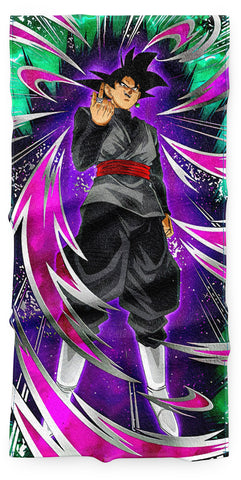 Serviette Goku Black DBS