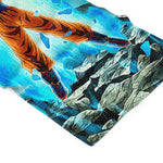 Serviette Dragon Ball</br> Goku Super Saiyan Blue