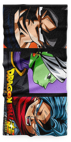 Serviette Saga Dragon Ball Super