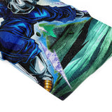 Serviette Dragon Ball</br> Vegeto SSJ Blue