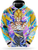Sweat DBZ Super Vegeto