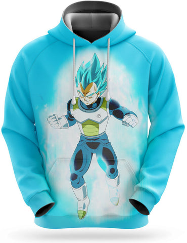 Sweat Shirt Vegeta DBS