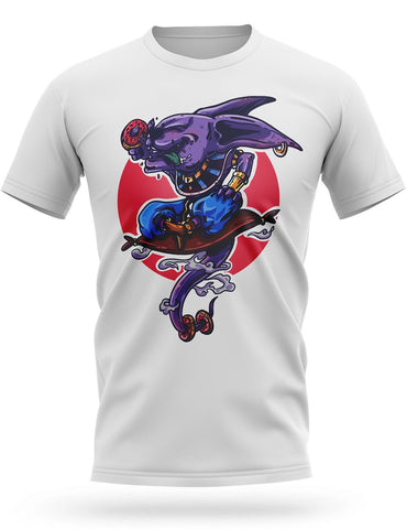 T Shirt Dragon Ball Super Beerus