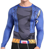 T-Shirt Compression Long <br/> Trunks Surpuissant