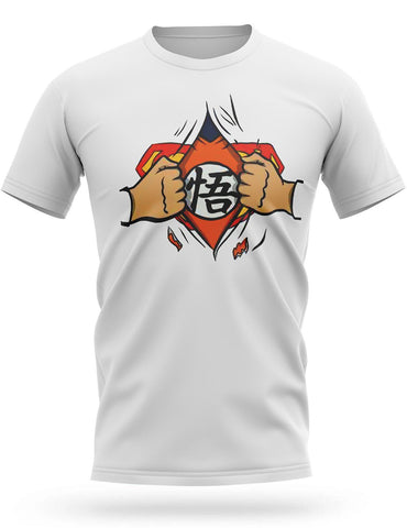 T Shirt Dragon Ball Z Superman