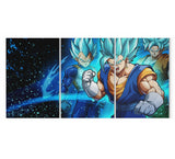 Canvas Dbz