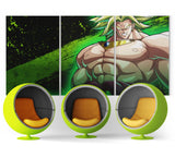 Toile Dragon Ball Z Broly