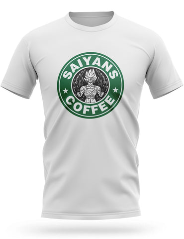 T Shirt Dbz Starbucks