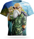 T-Shirt Dragon Ball<br/> Tortue Géniale