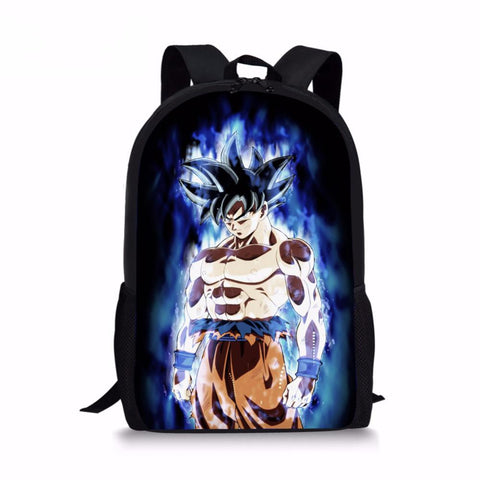 cartable scolaire dragon ball super