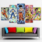 Canvas Dragon Ball Super