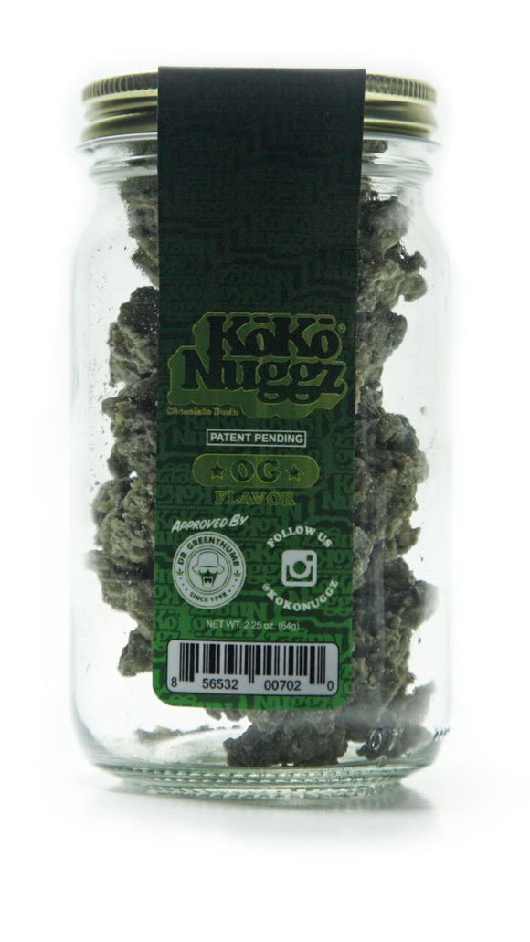 Koko Nuggz OG Flavor Chocolate Original Bud Country Online Headshop