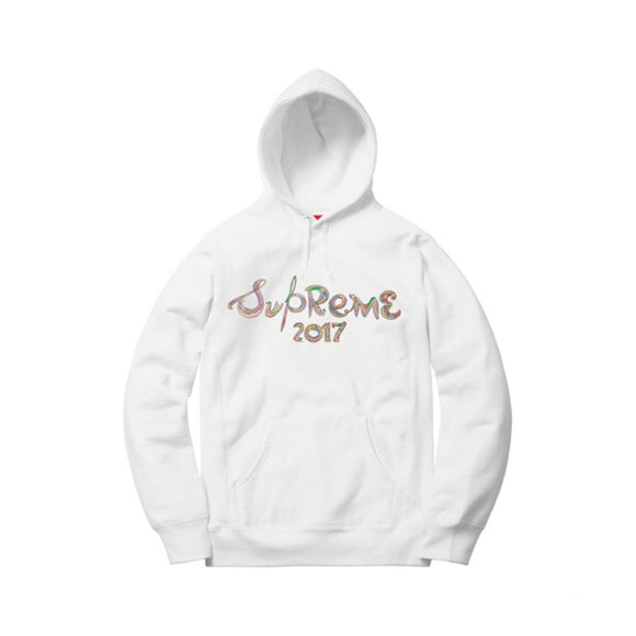 Supreme Brush Logo Hoody