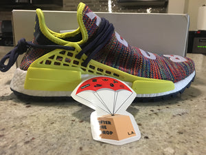 Pharrell Williams Hu Race NMD