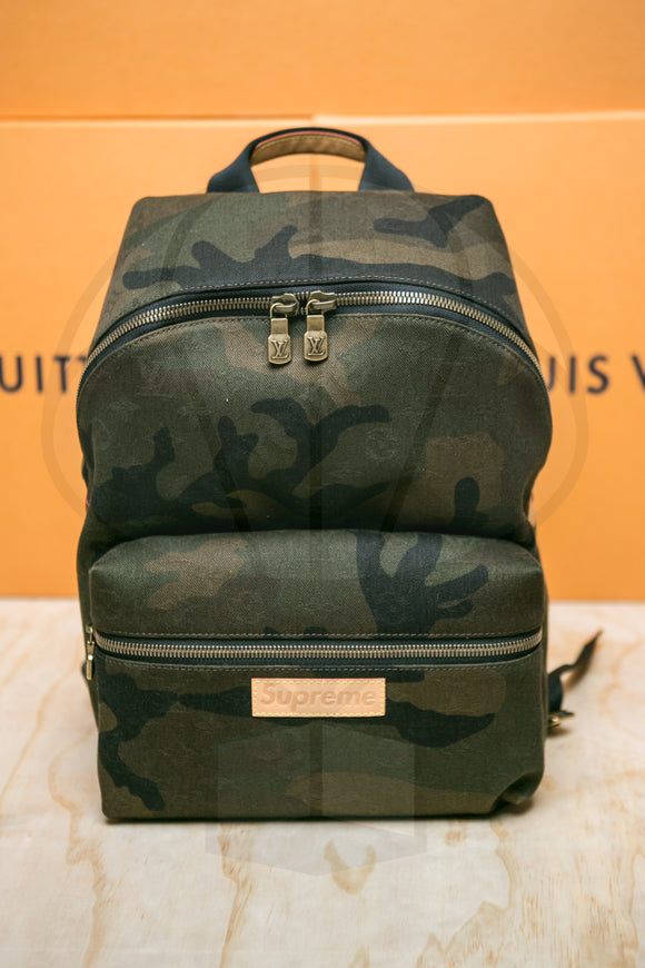 Apollo Backpack Monogram Camo