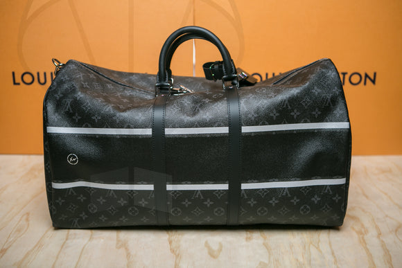 Keepall Monogram Eclipse