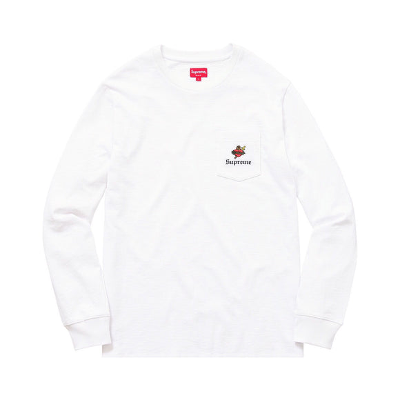 Supreme Sacred Heart Pocket Tee