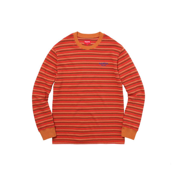 Raised Stripe L/S