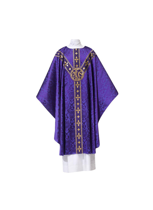 101-0930 CHASUBLE PURPLE
