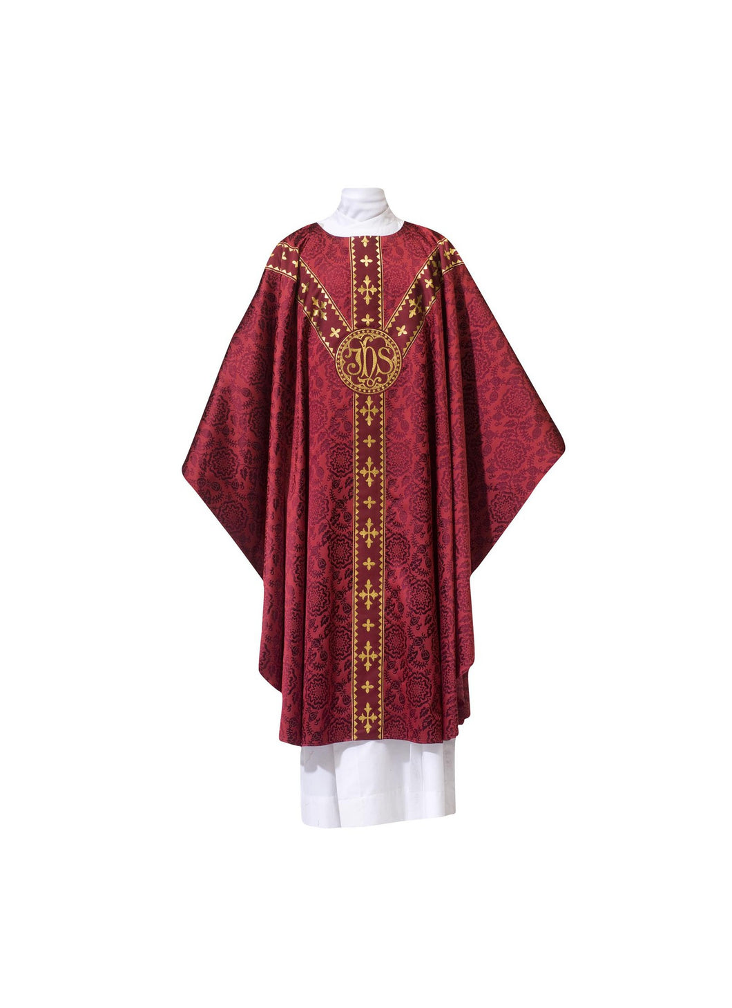 101-0930 CHASUBLE RED