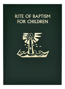 RITE OF BAPTISM FOR CHILDREN 136/22