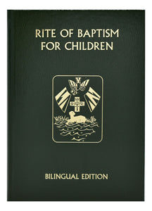 Rite of Baptism for Children (Bilingual Edition) 138/22