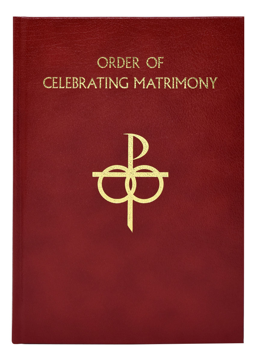 Order of Celebrating Matrimony 238/13