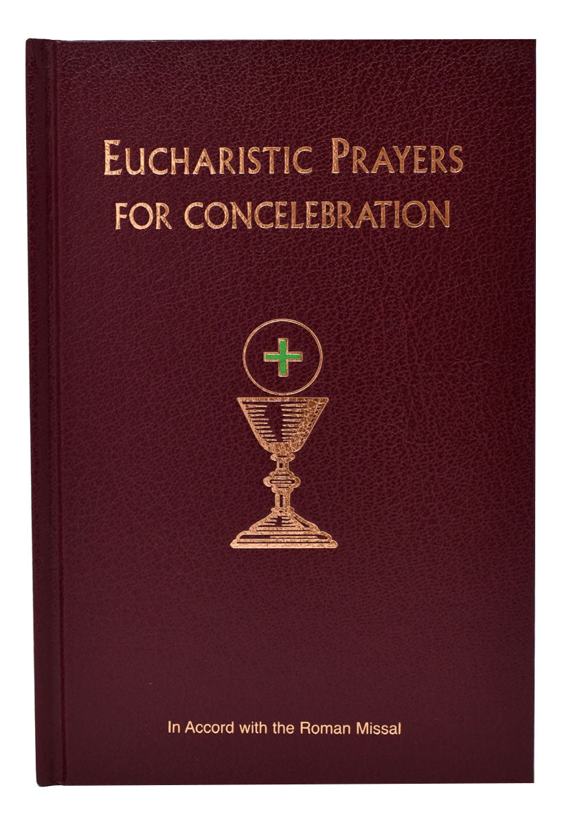 EUCHARISTIC PRAYERS FOR CONCELEBRATION 24/22