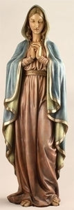 Praying Madonna Figure, JS-27017