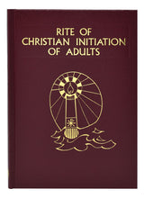RITE OF CHRISTIAN INITIATION OF ADULTS (Altar) 355/22